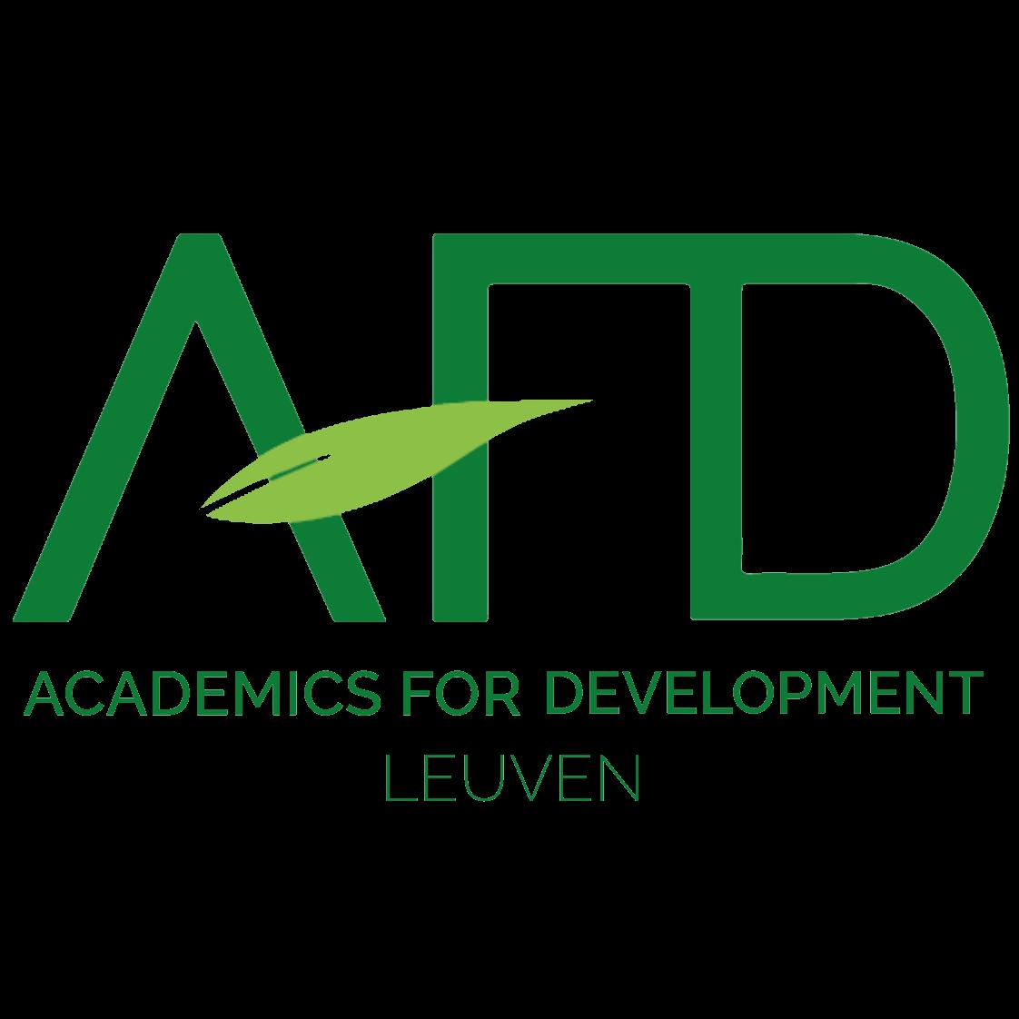 Academics for Development Leuven