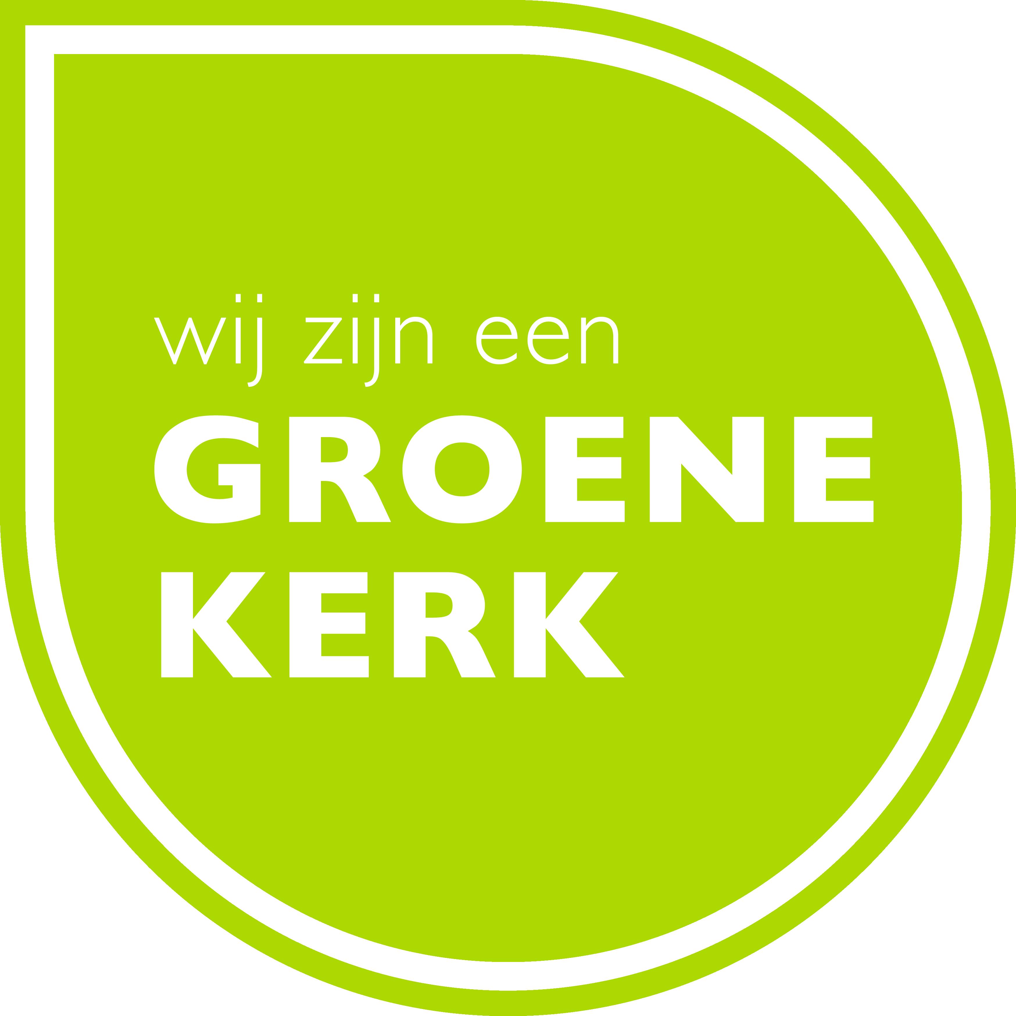 Groene Kerken