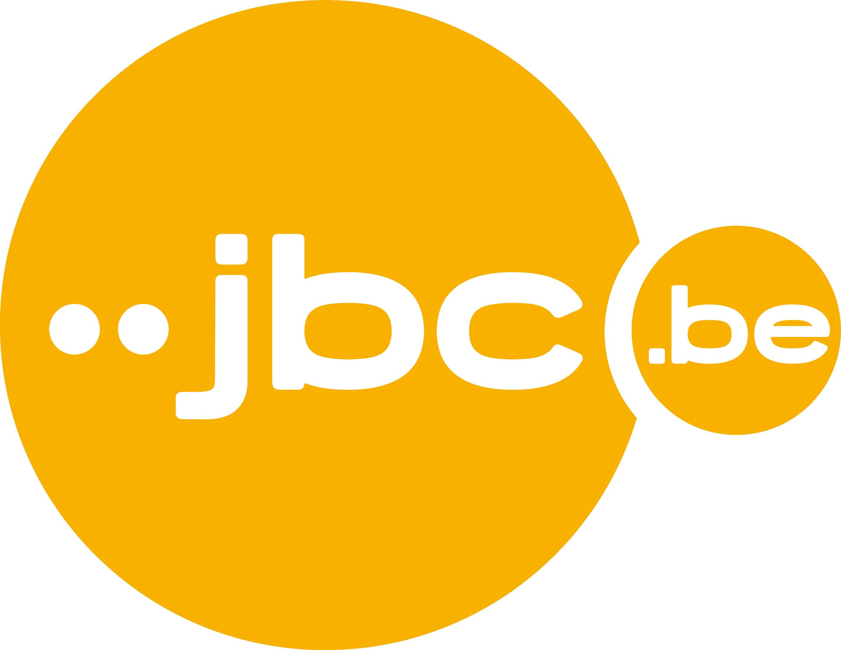 JB Cbe logo geel 1080
