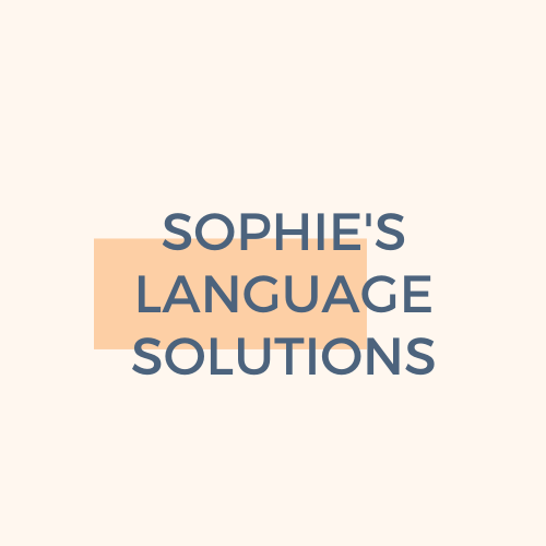 Sophies Language Solutions