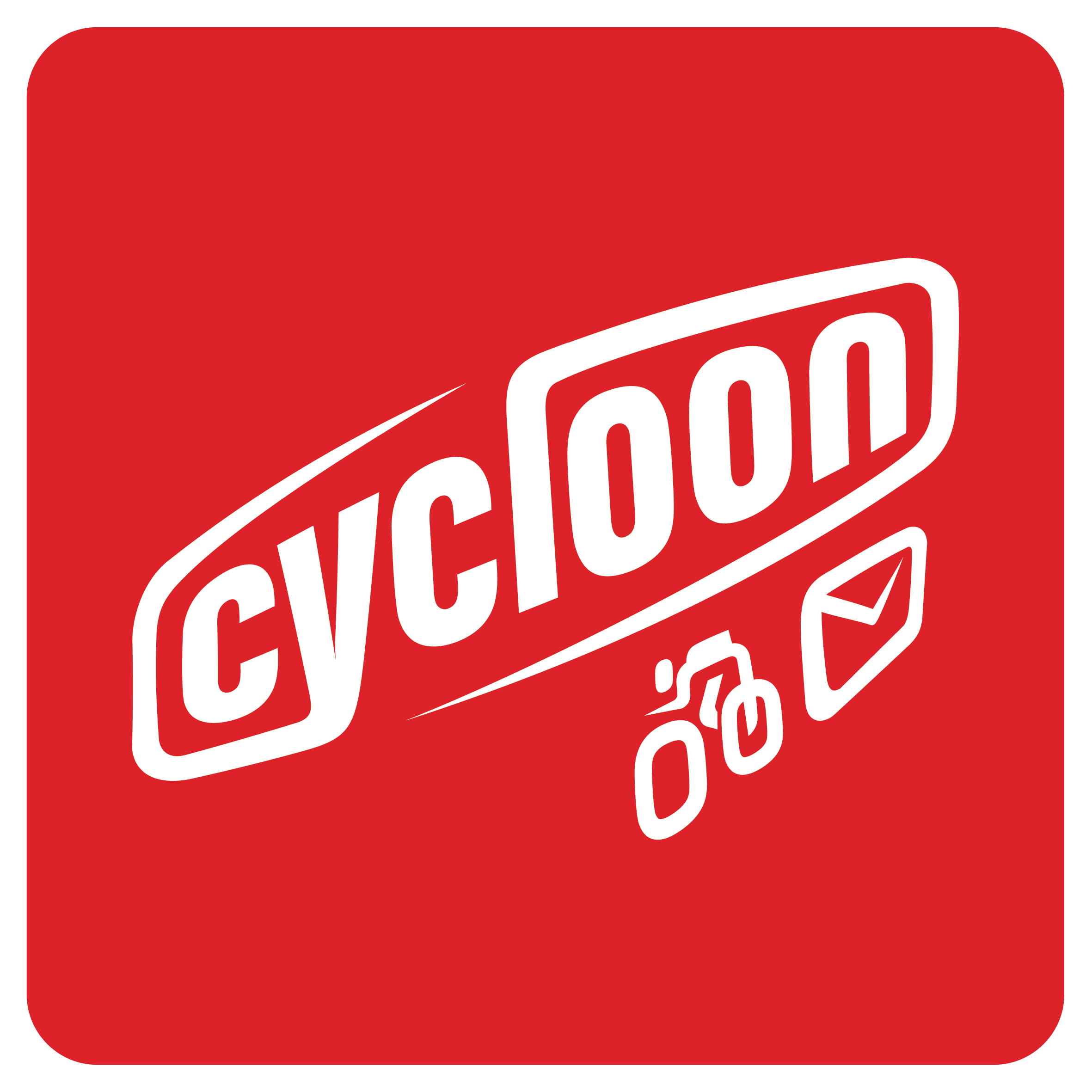 Cycloon fietskoeriers